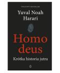 Homo Deus. Krótka historia jutra., Yuval Noah Harari