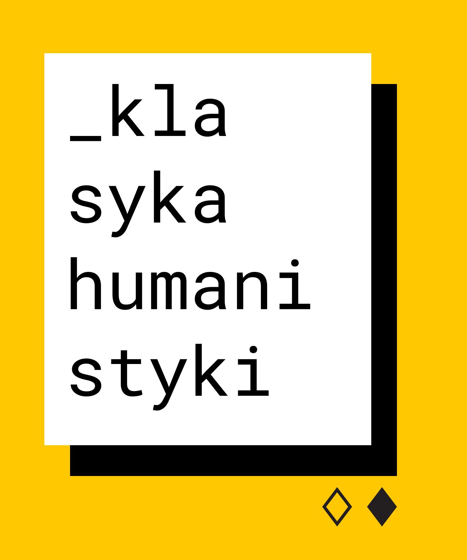 Klasyka humanistyki