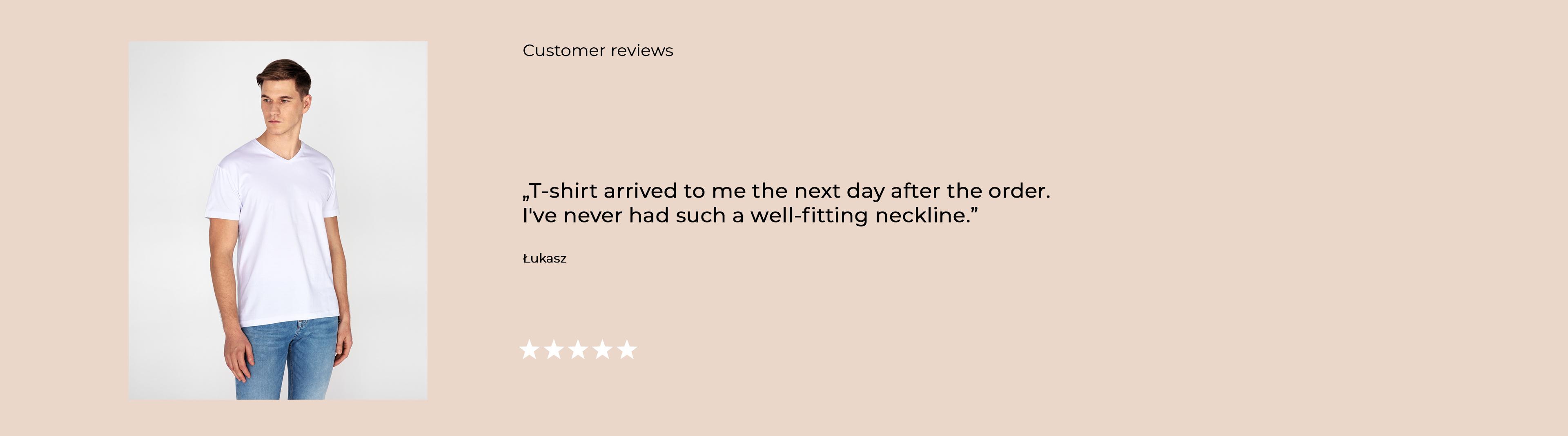 Customer reviews 2