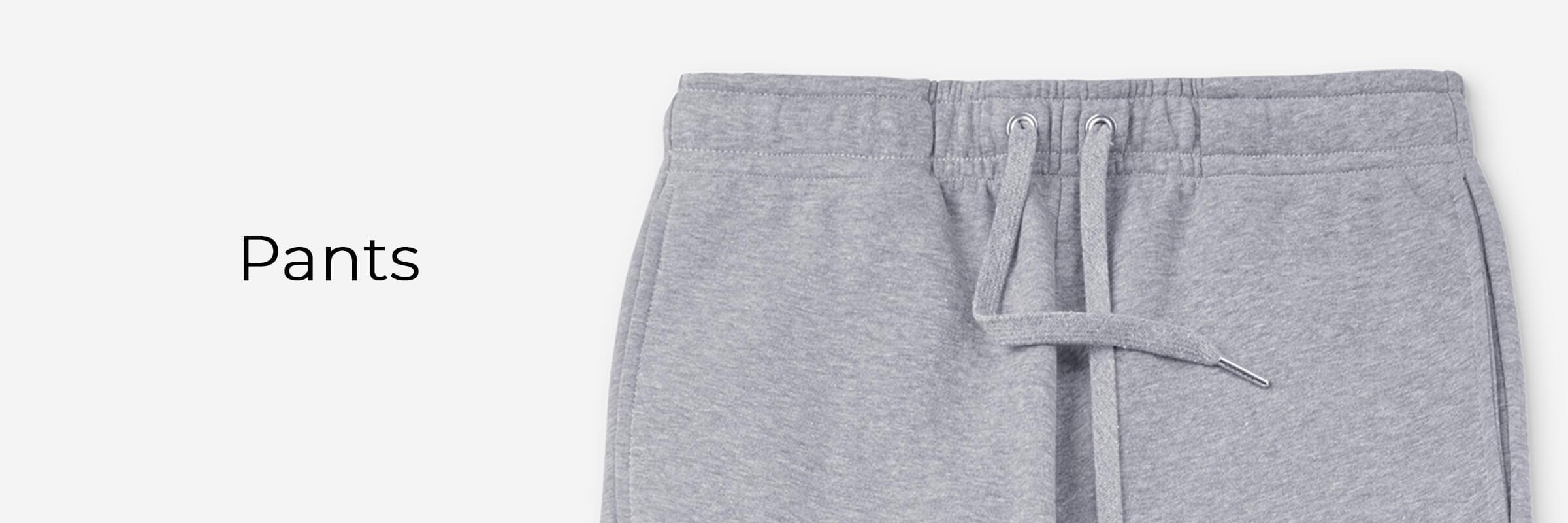 Pants mens collection baner