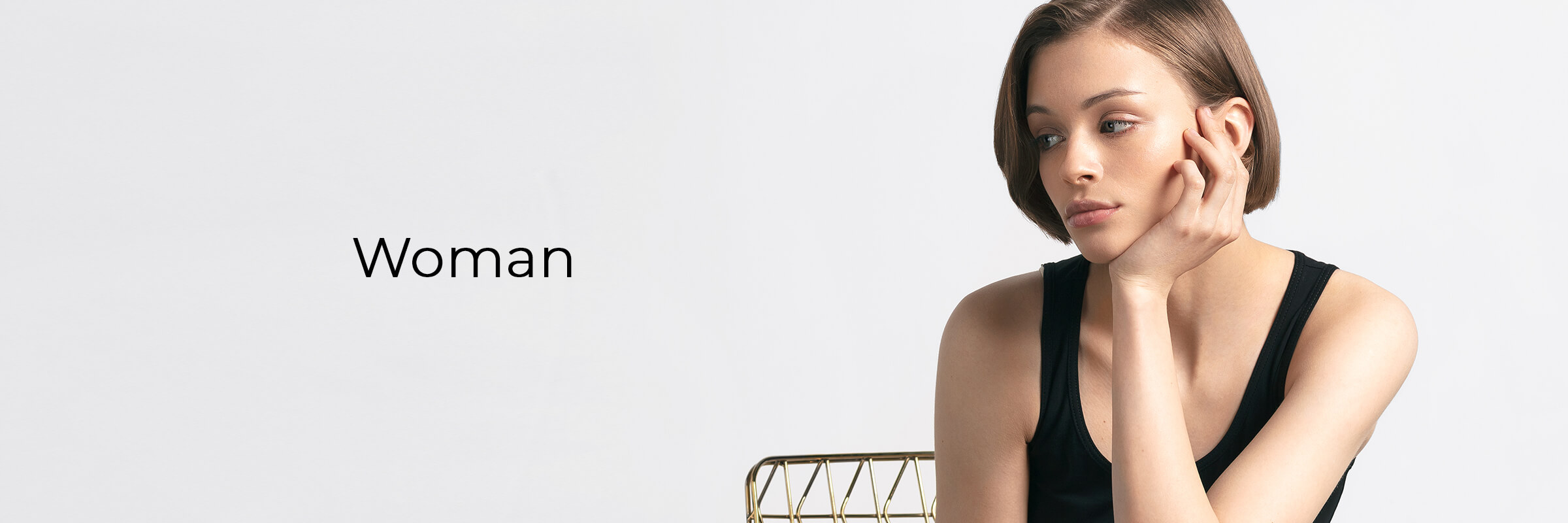 women's collection banner