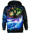 Printed hoodie Magic Cat
