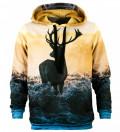 Deer hættetrøje