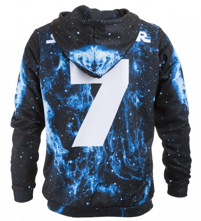 Bluza z nadrukiem Galaxy Team