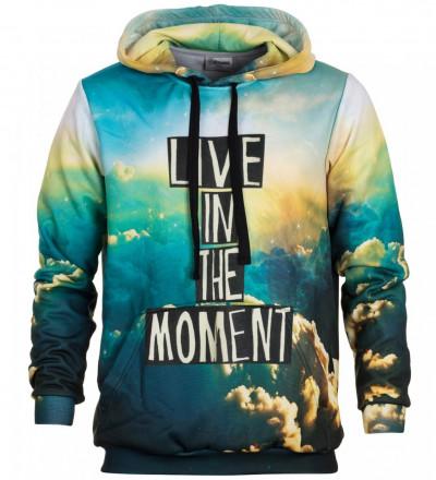 Printed hoodie Moment