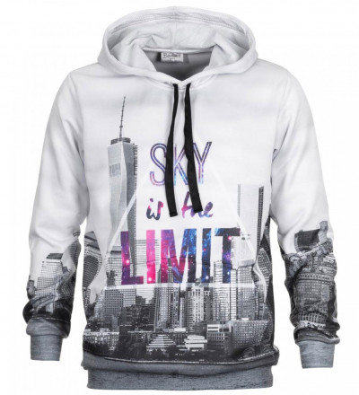 Bluza z nadrukiem Sky is the Limit
