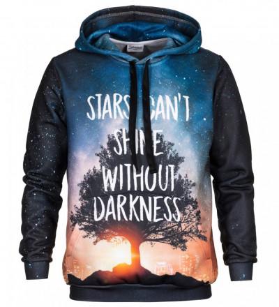 Printed hoodie Stars