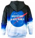 Printed hoodie So many problems