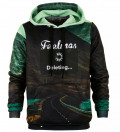 Printed hoodie Feelings Deleting