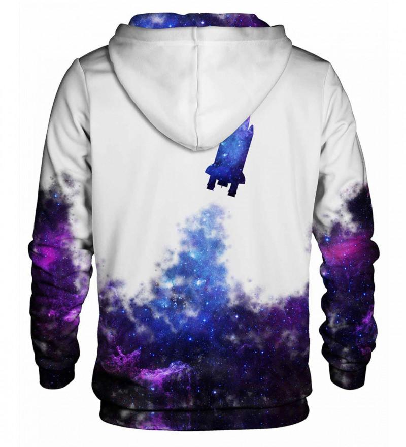 Bluza z nadrukiem Spaceship