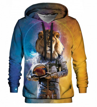 Bluza z nadrukiem Space King