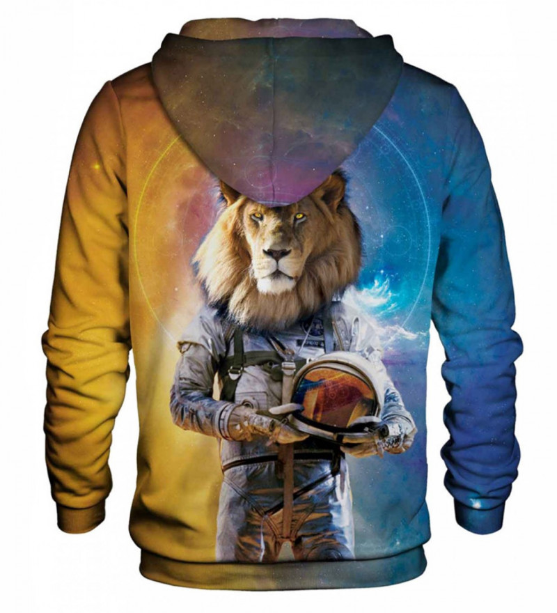 Bluza z nadrukiem Space King