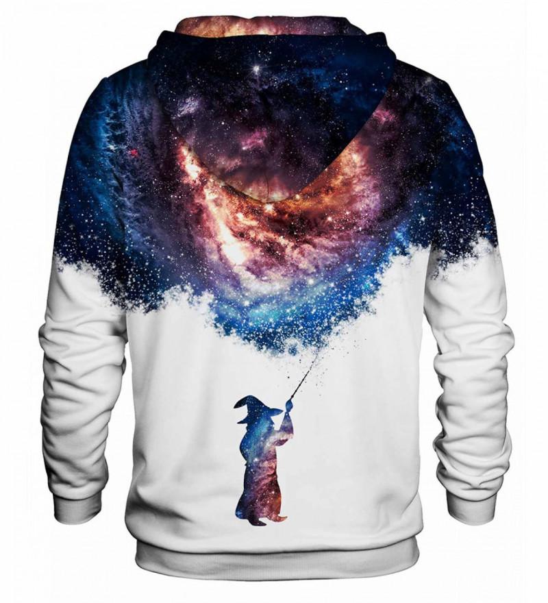 Printed hoodie Wizard