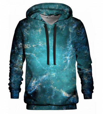 Printed hoodie Galaxy Abyss