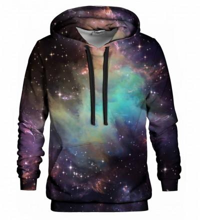 Bluza z nadrukiem Galaxy Clouds