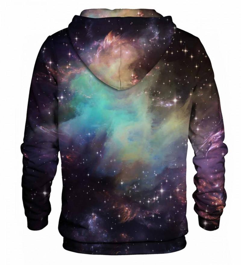Printed hoodie Galaxy Clouds