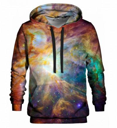 Printed hoodie Galaxy Nebula