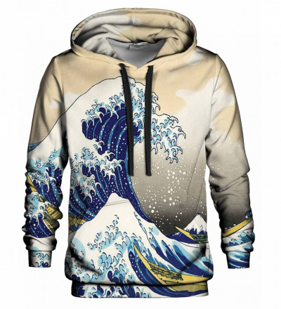 Bluza z nadrukiem Great Wave