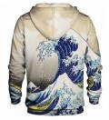 Printed hoodie Great Wave
