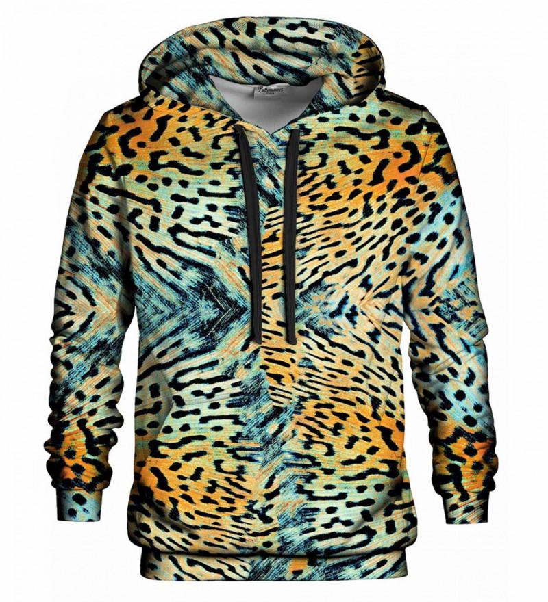Printed hoodie Speckles