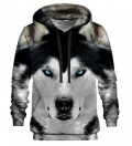 Bluza z kapturem White Wolf