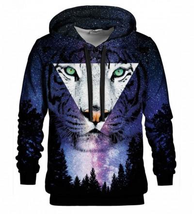 Printed hoodie Tiger