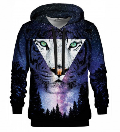 Bluza z nadrukiem Tiger
