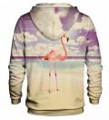 Printed hoodie Flamingo