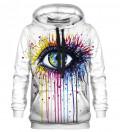 Printed hoodie Fullprint