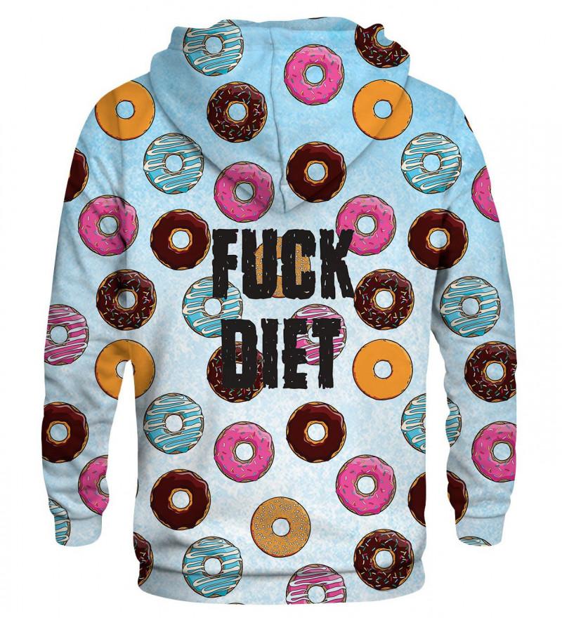 Bluza z nadrukiem Diet