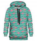 Flamingos hoodie