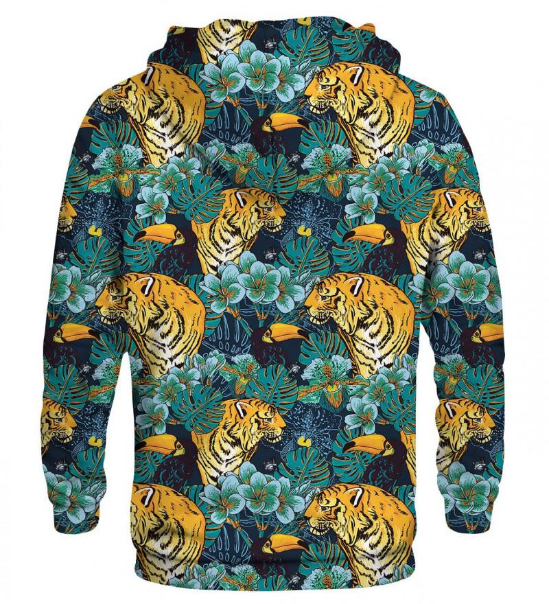 Printed hoodie Jungle