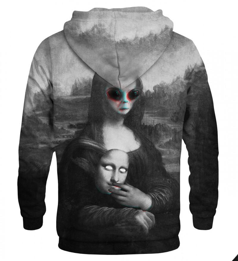 Printed hoodie Alienlisa