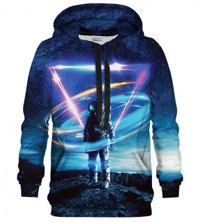 Printed hoodie Astronaut