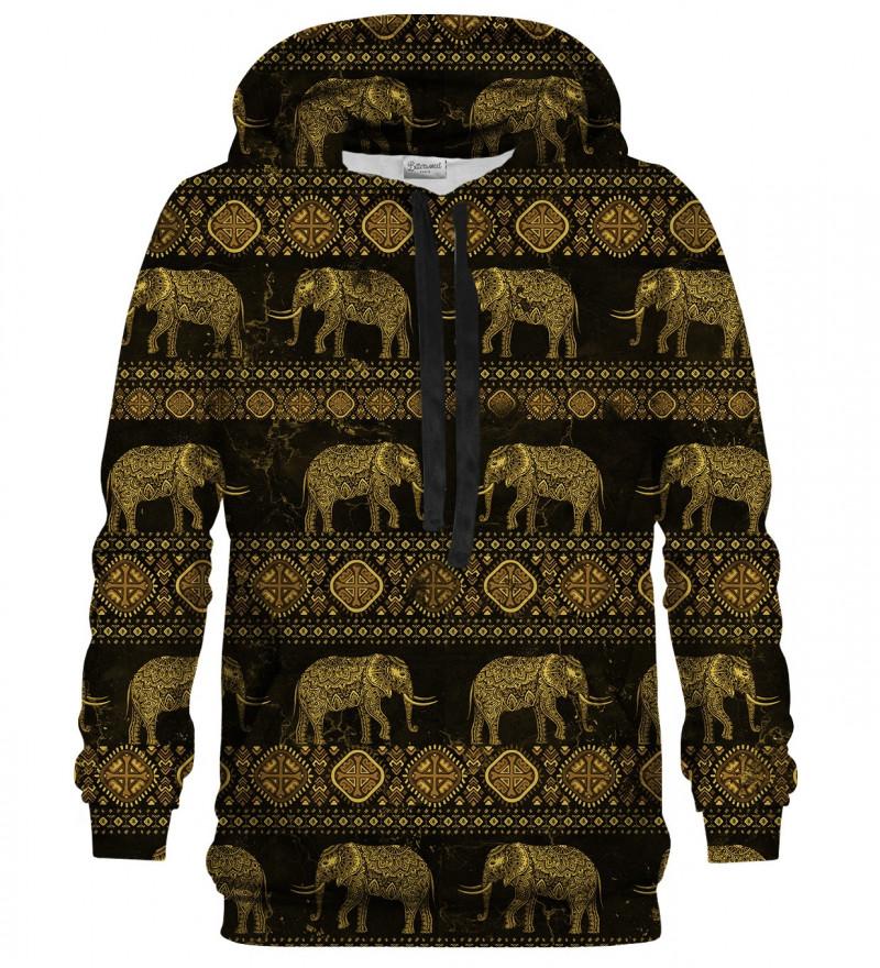 Bluza z nadrukiem Golden Elephants
