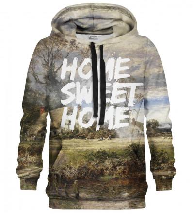 Printed hoodie Sweet Home