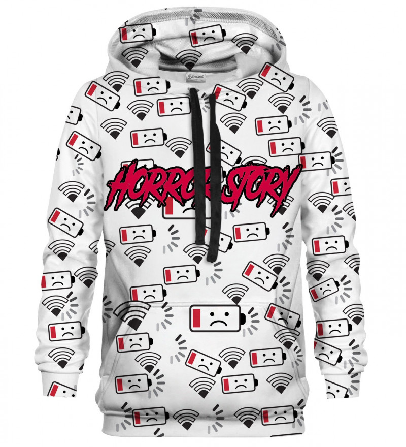 Printed hoodie Horror Story