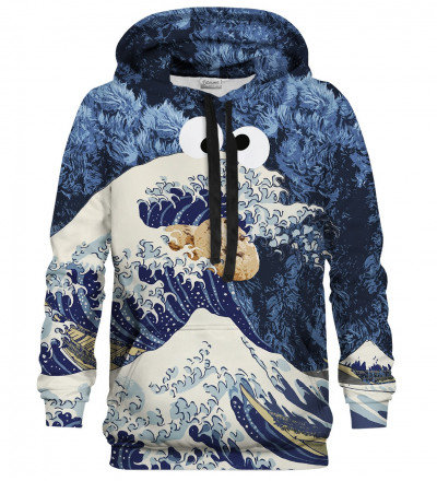 Printed hoodie Wave of Cookies