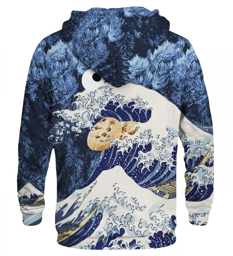 Bluza z nadrukiem Wave of Cookies