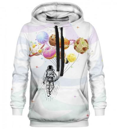Printed hoodie Whole Universe