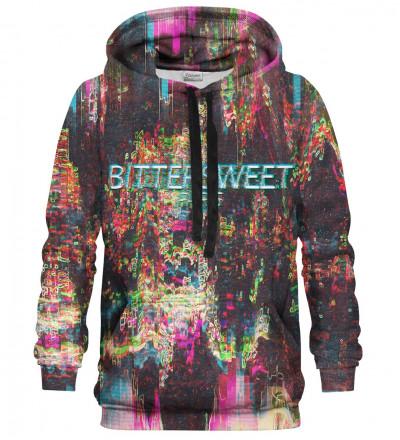 Printed hoodie Bittersweet