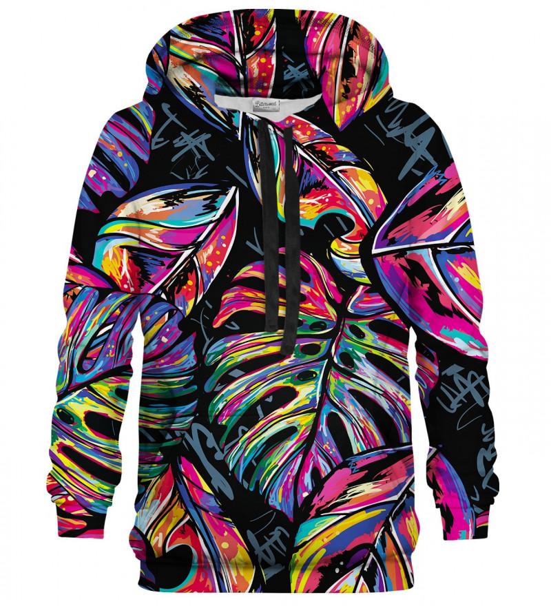 Printed hoodie Full of Colors