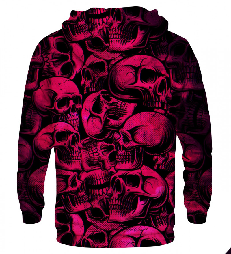 Bluza z nadrukiem Skulls