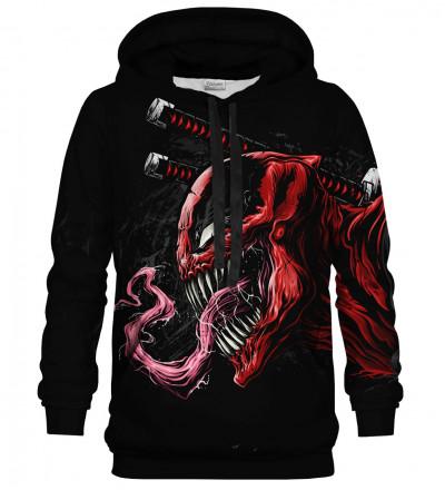 Printed hoodie Venompool