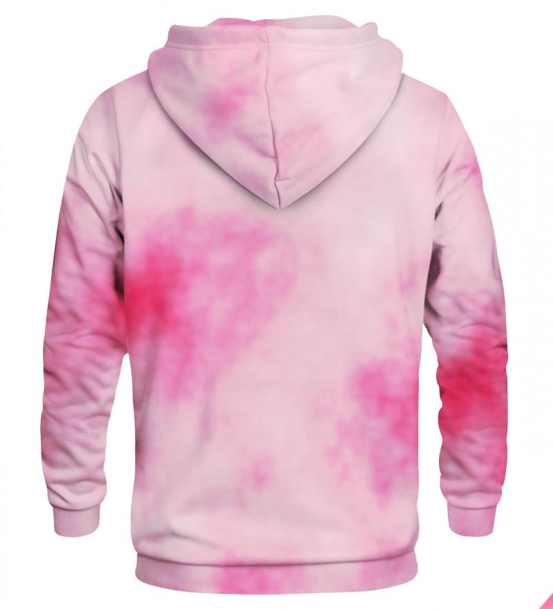 Printed hoodie Tie dye