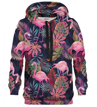 Bluza z nadrukiem Flamingos
