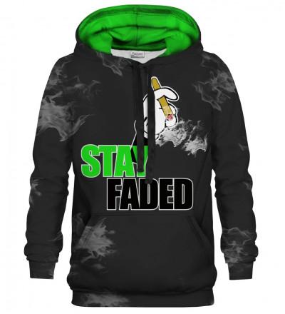 Bluza z nadrukiem Stay Faded