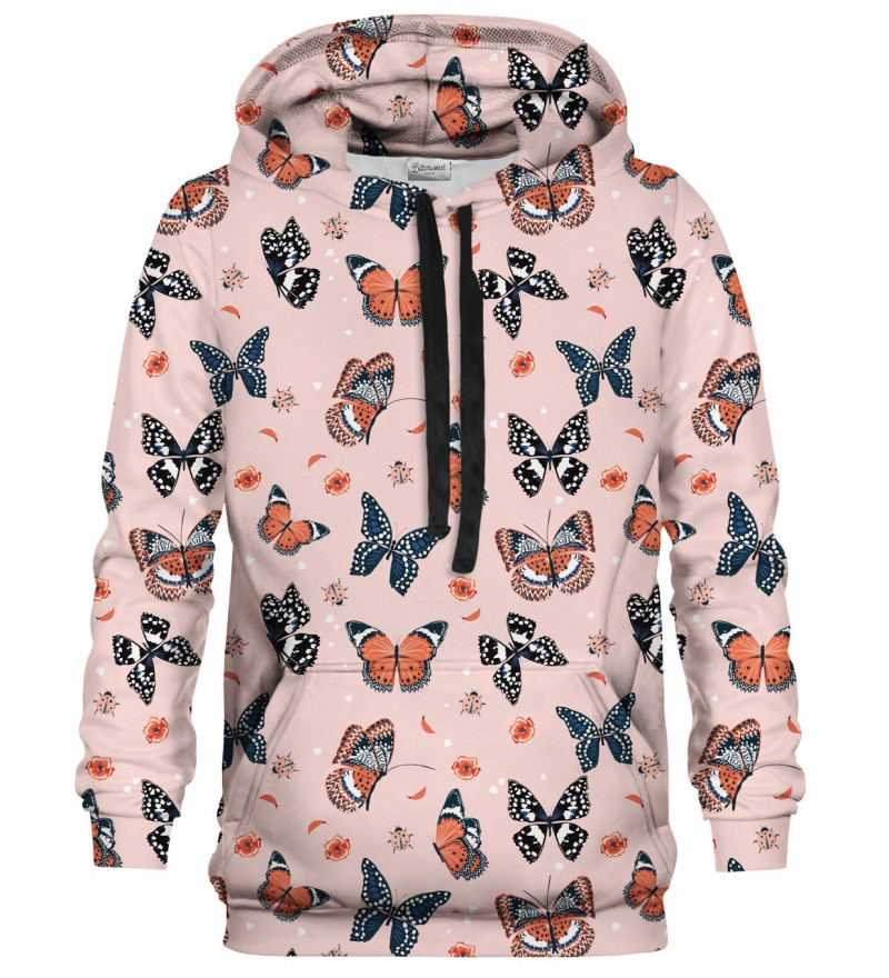 Bluza z nadrukiem Butterflies