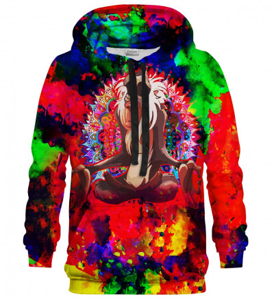 Bluza z kapturem Colorful Shaman