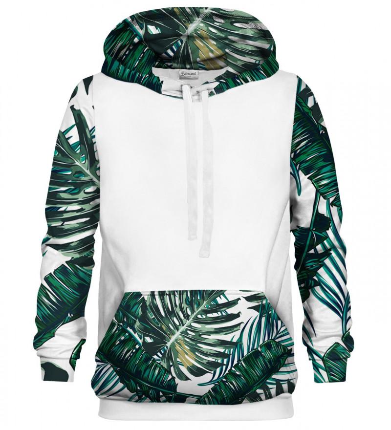 Bawełniana bluza z kapturem Tropical